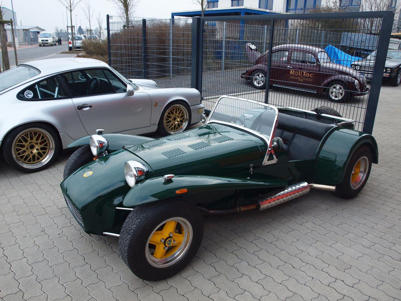 911 For Sale >> Rolltec - Restaurationsfachbetrieb für Young- & Oldtimer, | Lotus Grün